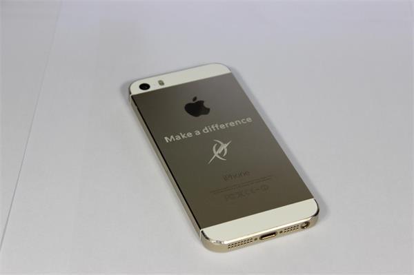 laser engraving phone