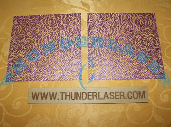 fabric laser cutter