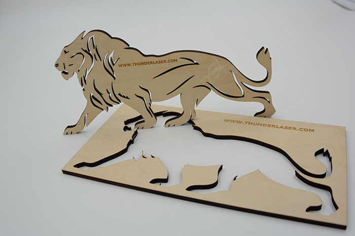 wood laser cutter sample photo