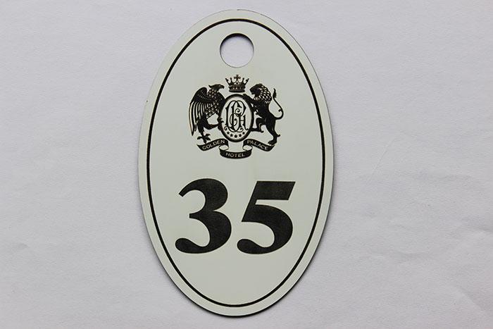 35 Double-Color-Abs laser engraver