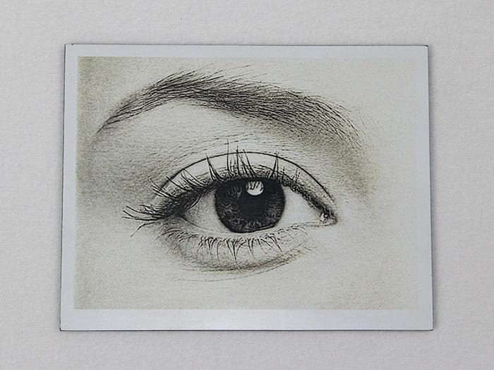 eye High-Resolution laser engraver
