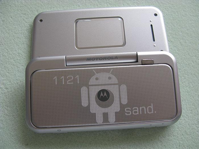 Silver Mobile-Phone laser engraver
