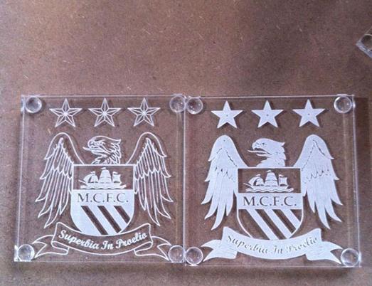 eagle Signage-photo laser cutter