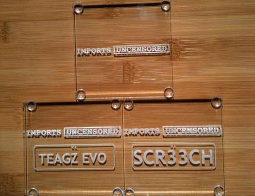 TEAGZEVO Signage-photo laser cutter