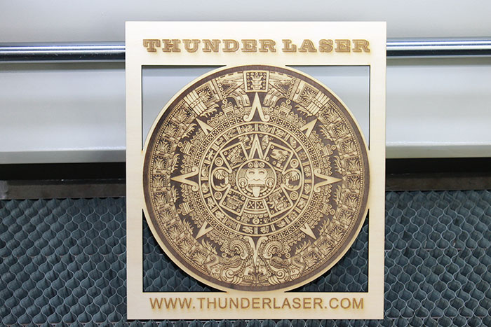 wood stamp laser cutter