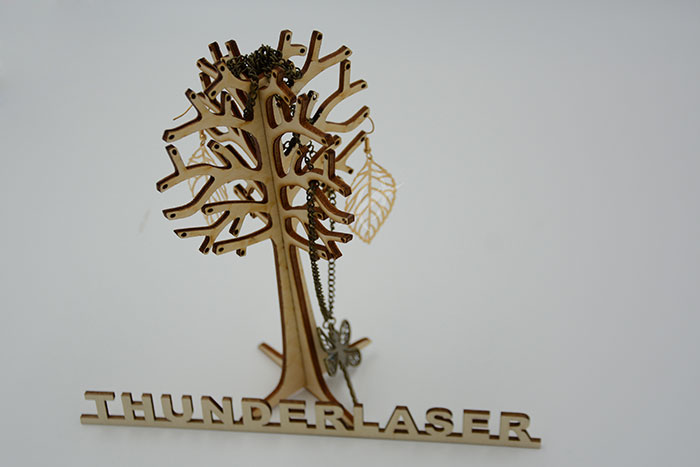 wood tree laser cutter